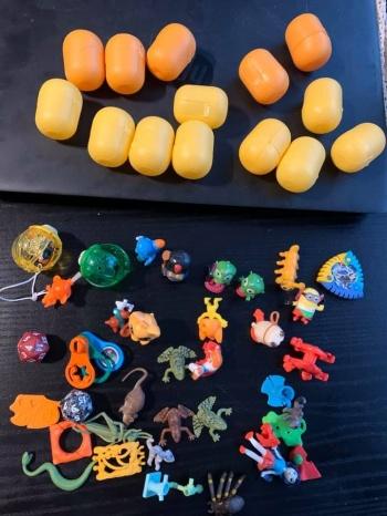 Üllatusmuna mänguasjad