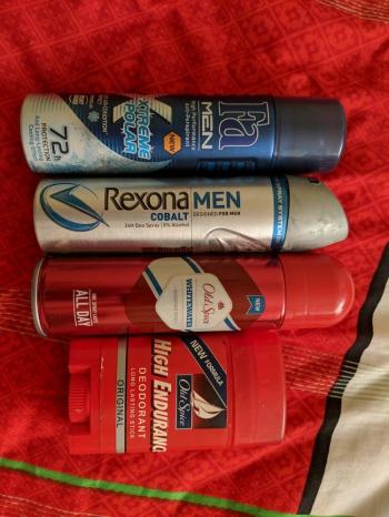 Meeste deodorandid