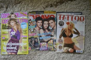 Ajakirjad noortele