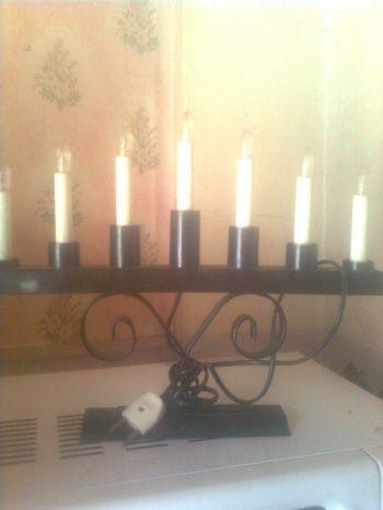 advendi küünal elektriline