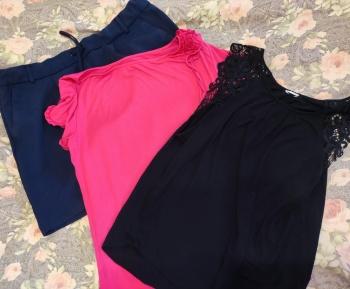 Kasutatud riided L - XL
