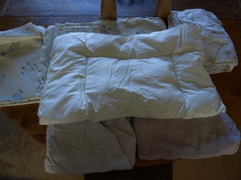 Beebidele voodiriided jne