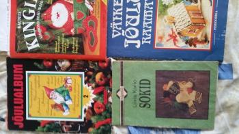 Jõuluraamatud