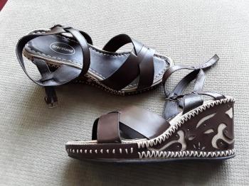 Täistallaga kingad nr 37