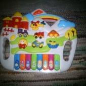 muusikaline mänguasi