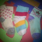 3 paari sokke s. 24-26