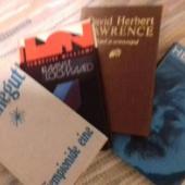 Väliskirjandust 4 raamatut
