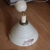 Klaasist laelamp