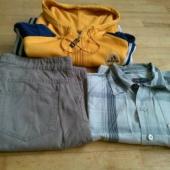 Meeste riided suurusega xl - xxl
