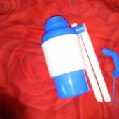 Pump veepudelile
