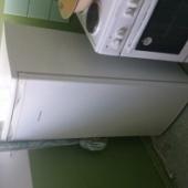 külmkapp ja pliit