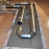 Metalltoru/ vihmaveetoru