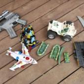 katkised mänguasjad