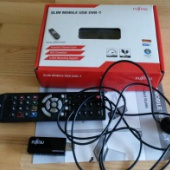 TV-Tüüner Fujitsu Slim USB DVB-T