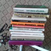 Erinevad raamatud - võib ka ükshaaval valida