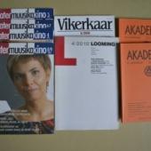 Teater, muusika, kino, Akadeemia, Vikerkaar, Looming