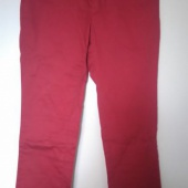 Mango punased püksid s.34