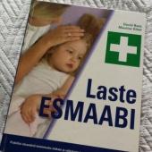 Laste esmaabi raamat