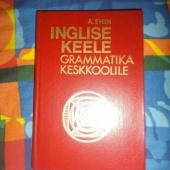 Inglise keele grammatika keskkoolile