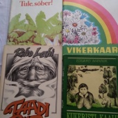 Raamatud nooremale koolieale
