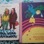 Raamatud kooliealisele