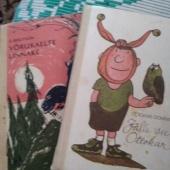 2 raamatut koolielisele