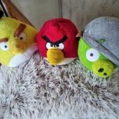 Angry bird, Pehmed ja karvased