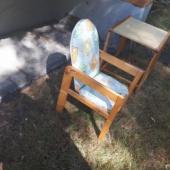 Laud ja tool!