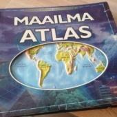 Maailma atlas lastele