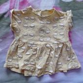 Kollane tuunika/kleit 68
