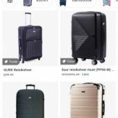 Reisikohver või spordikott