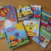 Erinevaid lasteraamatuid