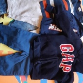 Poisi riided alates 80