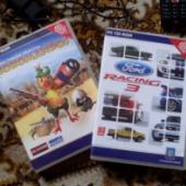 Kaks arvutimängu, Kokomandos ja Racing 3