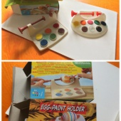 Munade-värvimise komplektid, 2x