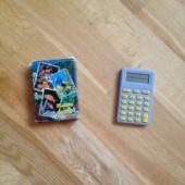 Mängukaardid ja kalkulaator