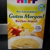 HIPP Tere hommikust Bircher müsli BIO
