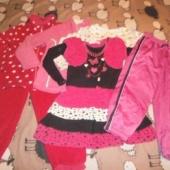 Tüdruku rõivad (s.104-110)