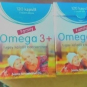 Omega 3 +