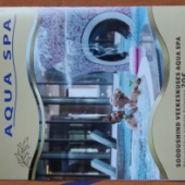 Aqua SPA flaier 2tk