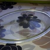 Klaasvorm ovaalne