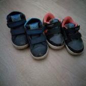 2 paari jalatseid s:23