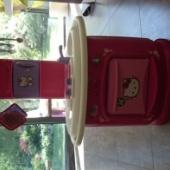 Hello Kitty köök