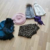 Mütse, salle