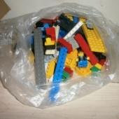 Natuke lego klotse