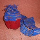 Sall ja müts peaümbermõõdule 50-54cm