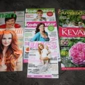 7 ajakirja 2012,2013