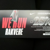 Nike -25%