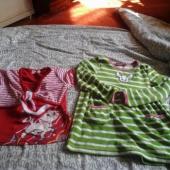Pluus ja kleit