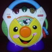 FisherPrice mänguasi